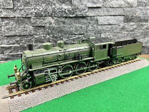 TRIX International HO/H0 - 2408 - Bavarian Locomotive - 3894 - P3 / 5H - 4-6-0