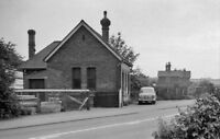 PHOTO  NOTTINGHAMSHIRE  BESTWOOD COLLIERY RAILWAY STATION (REMAINS) 1962
