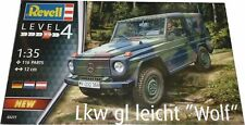 Revell 03277 LKW gl leicht Wolf Bundeswehr 1:35 Bausatz
