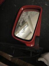 Vw Polo 6n1 Außenspiegel Vorne Rechts In Rot