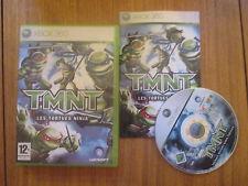 TMNT Les Tortues Ninja ~~ Jeu XBOX 360 Complet