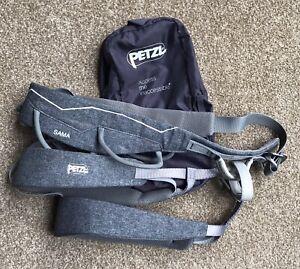 Petzl Sama climbing harness, size M, Great condition