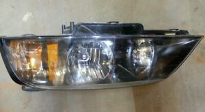 03 - 06  Lincoln LS Left Driver Headlight Assembly Halogen OEM 3W4T-13076-AC