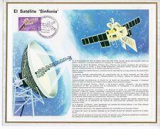 Francia Satelites de Comunicaciones año 1976 (DS-459)
