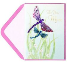 Papyrus Greeting Card Mothers Day Butterfly