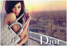Publicité Advertising 2010 (2 pages) Maroquinerie sac à main  Dior