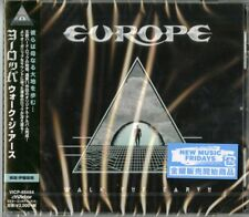 EUROPE-WALK THE EARTH-JAPAN CD F56