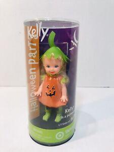 Li'l Sister of Barbie Kelly Halloween Party PUMPKIN - Target Exclusive 2002