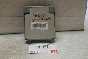 2006-2011 Cadillac DTS Transmission Control Unit TCU 24234503 Module 33 12L4