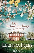Das Schmetterlingszimmer: Roman von Riley, Lucinda | Buch | Zustand sehr gut