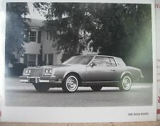 1982 Buick Riviera 2 Door Coupe Front 45 degree angle View