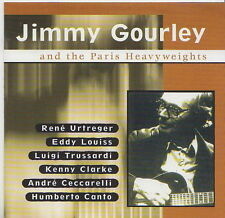 JIMMY GOURLEY   CD  AND THE PARIS HEAVYWEIGHT