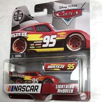 Disney Pixar Cars NASCAR Lightning McQueen  metal edition