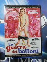 La Guerra Dei Bottoni*A&R*DVD*nuovo*1962)