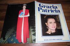 Sonderheft 1982:   GRACIA PATRICIA  / Dokumentation+Erinnerung+Lebensweg+Erfolge