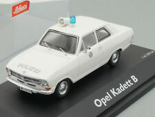 Schuco 02943 Opel Kadett B Modellauto Polizei 1:43 TOP! OVP 1609-21-23