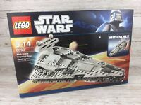 Lego Star Wars ~ Set 8099 ~ Midi-Scale Imperial Star Destroyer ~ Brand New ~