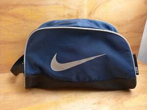 Nike Shoe Bag Blue Black