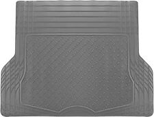 Trunk Cargo Car Floor Mats for Honda Accord All Weather Rubber Grey Auto Liners