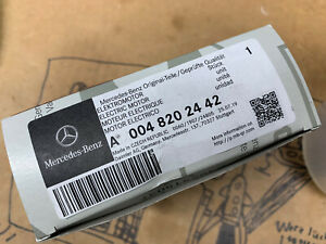 0048202442 GENUINE MERCEDES DOOR LOCK ACTUATOR