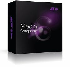 AVID Media Composer 6 Vollversion - Update auf MC 8 möglich...