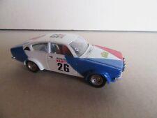 429G Solido 70 Opel Kadett GTE # 26 Mille Pistes 1978 Rallye 1:43