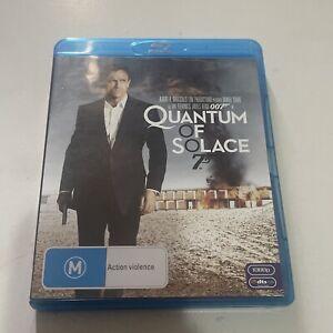 RARE! Quantum Of Solace 007 DVD Region B (AUS) Movie Blu Ray
