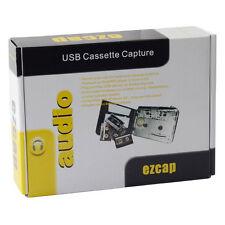 Ezcap Audio USB Cassette Capture