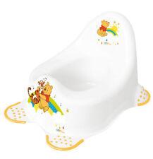 Winnie Pooh Baby Kinder Topf  weiß Toilettentrainer Kindertopf Töpfchen