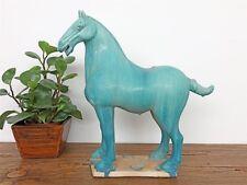 Feng Shui Tang Pferd aus Terrakotta China tp03
