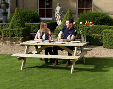 Heritage Picnic Bench 1.8m - PRESSURE TREATED - !!! SALE !!!!