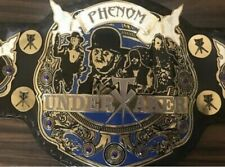 The Phenom Undertaker Wrestling Championship Replica (4mm Plated)Belt Adults