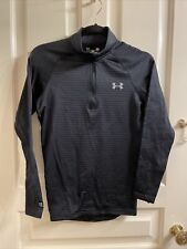 Under Amour Base 2.0 Zip Fitted Pullover Size SM/P
