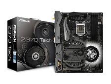 ASRock Motherboard Z370 Taichi LGA 1151 Z370 Max.64GB DDR4 PCI Express SATA