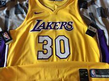 Julius randle Lakers authentic nike jersey size 56 2xl kobe