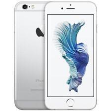 APPLE IPHONE 6 16GB SILVER GRADO A/B + ACCESSORI+GARANZIA 12 MESI RICONDIZIONATO