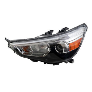 Halogen Headlight for 11-19 Mitsubishi Outlander Sport RVR Driver Lamp 8301C223