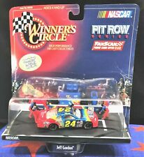 """Jeff Gordon #24 """"1998"""" PIT ROW Series 1/64 scale DUPONT Car with Driver Inside!"""