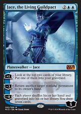 MRM FRENCH Jace, Pacte des Guildes vivant (the Living Guildpact) MTG magic M15