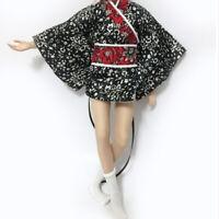 1/6 Scale Japanese Kimono Clothing Set for 12'' Phicen/Kumik Action Figure