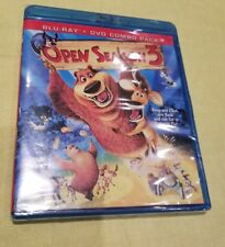 Open Season 3 (Blu-ray/DVD, 2011, 2-Disc Set) NEW sealed Free Shipping