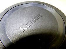 Camera Konica Hexanon Body Cap for AR mount OEM Genuine Autoreflex A2 A3 TC