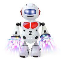 Robot de Chant et de Danse Jouets Cadeaux de NoëL pour GarçOns et Filles, Rob T2