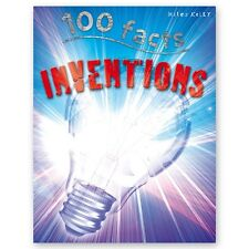 '100 Facts Inventions' by Duncan Brewer Paperback Book