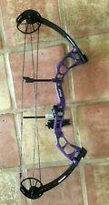 RH Purple Bear Cruzer X Compound Bow