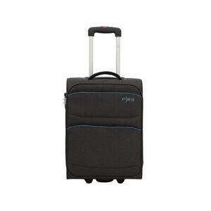 Weichgepäck Koffer Handgepäck Trolley Reisekoffer 2 Rollen 55 cm