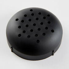 12 Shaker Tops Perforated for 12 oz Shaker Forever Lids Black 444B