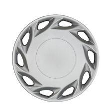 """VELIS 14 """"Auto ruota rifinitura-Taglia unica-Coperchio in Plastica Argento-UNIVERSALE"""