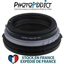 KIPON EOS F3 - Bague d'adaptation pour objectif à monture Canon EF vers Sony F3
