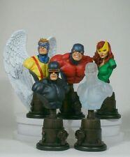 Bowen Designs X-Men VARIANT mini bust 5 pack~statue~Iceman~Cyclops~Marvel~NIB